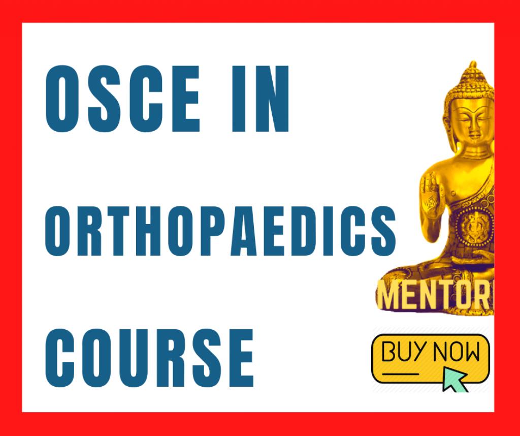 dnb orthopaedics osce online course 3