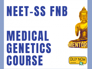 medical genetics neetss