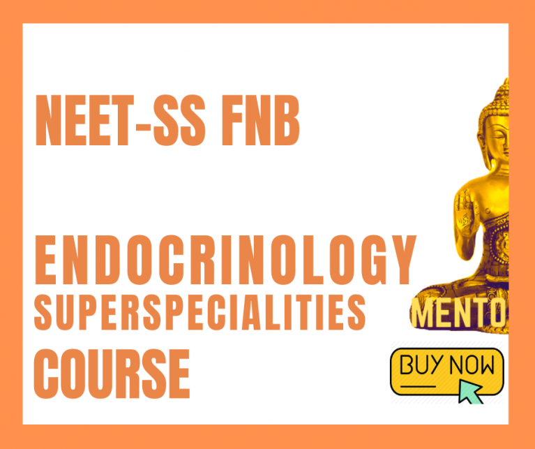endocrinology neetss
