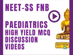 Pediatrics neet ss videos